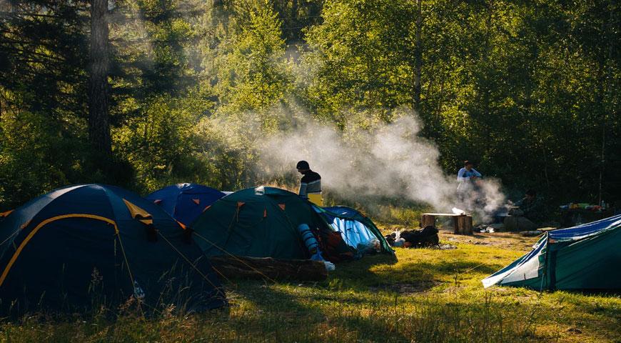 Some Top Campsites in Illinois