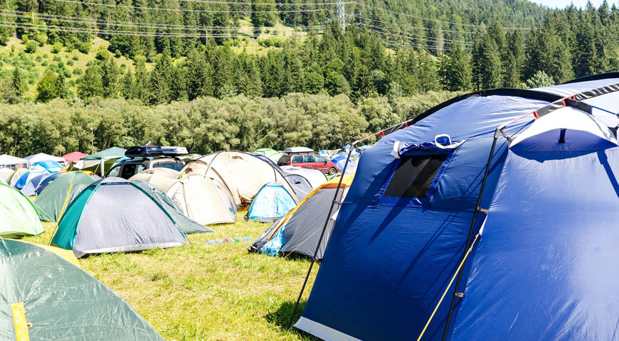Adventurous Activities for the Family at Campsites