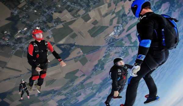 Post Image Adventurous Activities for the Family at Campsites Freefall jump - Adventurous Activities for the Family at Campsites