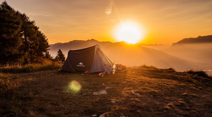 4 Ways to Make Camping Cheaper