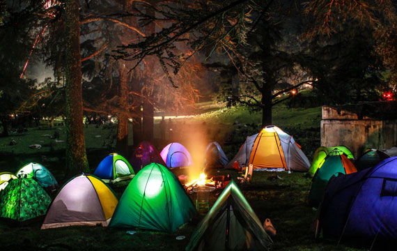 Post Image 4 Ways to Make Camping Cheaper Share campsite - 4 Ways to Make Camping Cheaper