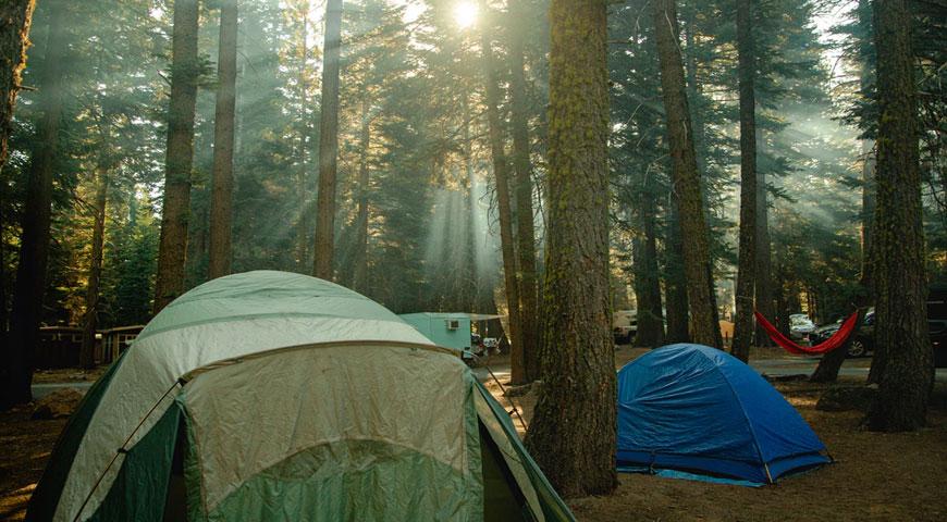 How to Reserve Campsites Online